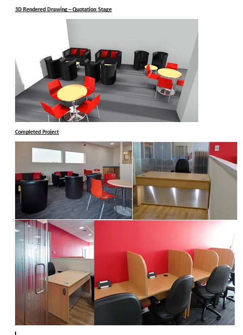 Manston Airport Business Lounge