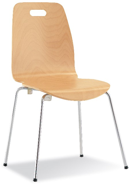 Café II Wooden Bistro Chair
