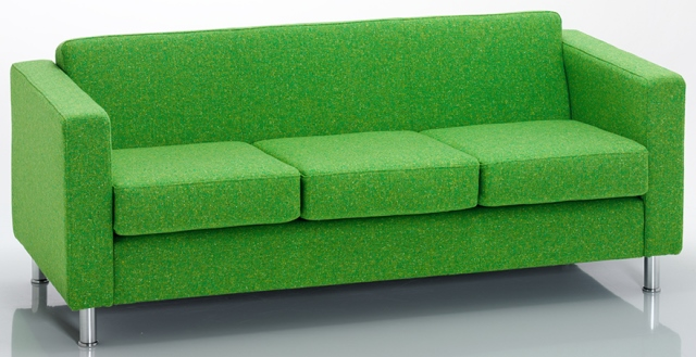 Dorchester Three Seater in Green
