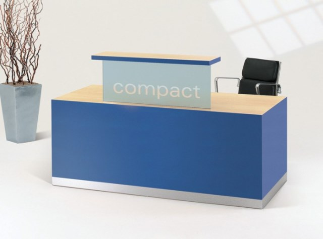 Evolution Classic Type 1 Straight Reception Desk
