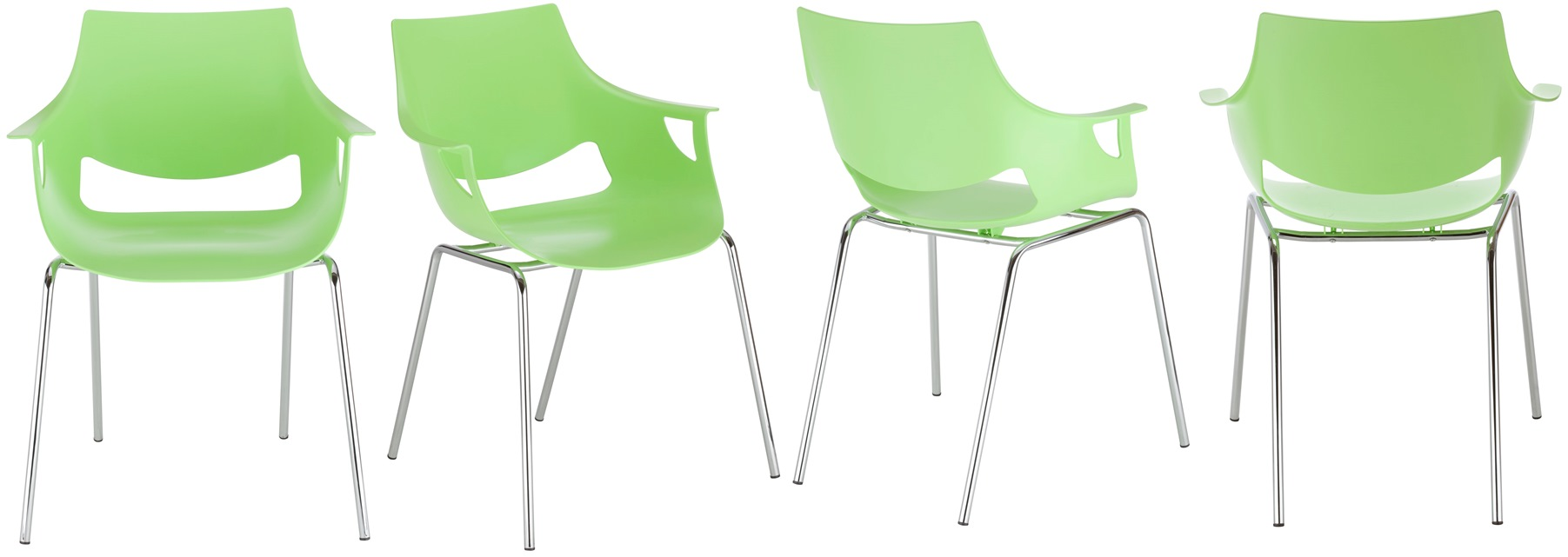 Fano Bistro Chair Group