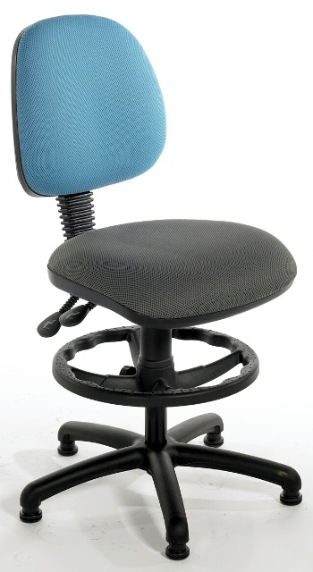 Harts Medium Back Draftsman's Chair