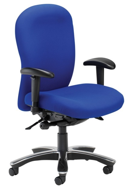 Posturemax 200 with Height Adjustable arms