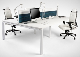 Fusion Desk Mounted Screens