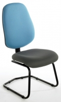 Deluxe High Back Cantilever Meeting Chair