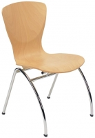 Bingo Wood Bistro Chair