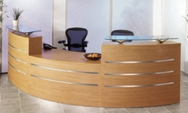 Evolution Eclypse Reception Desk