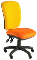 Harts Deluxe Square Back Operators Chair