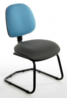 Harts Medium Back Cantilever Meeting Chair
