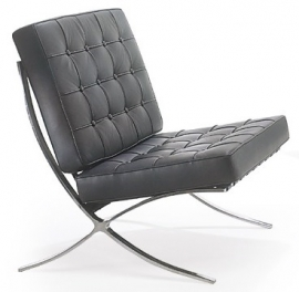 PSCL1 Leather Reception Seat
