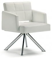 Xross Reception Chair, Bench & Table